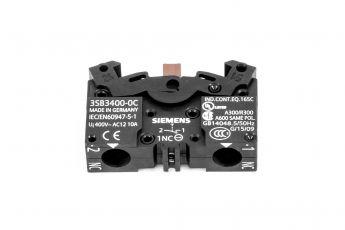 3SB3400-0C NC SIEMENS CONTACT