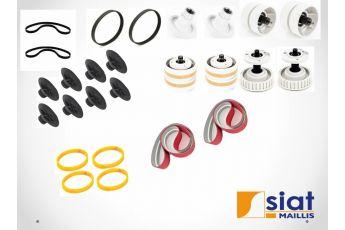 Spare part kits F146-SX/DX