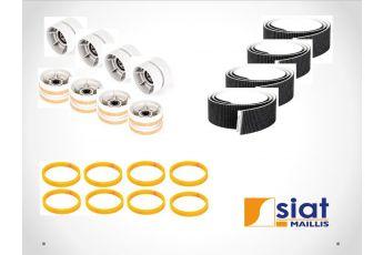 Spare part kits SK2-SK20-SR20-SR46